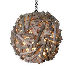 BALL Luminaire – Suspension ronde