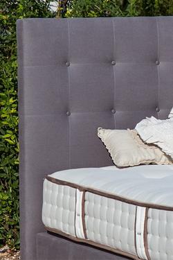 Botones – Tête de lit en lin et coton