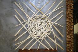 SHINE – Tableau décoratif en bois